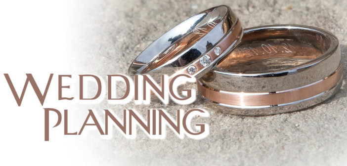 wedding planning header