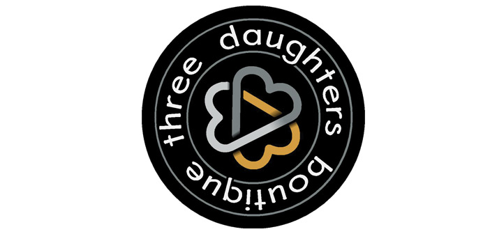 3 Daughters Boutique logo