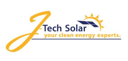 J-Tech Solar logo