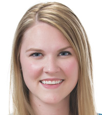 Caitlin Knopik Attitude on Food Catering headshot