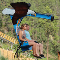 Photo-Eagle-Zipline-Travel-Series