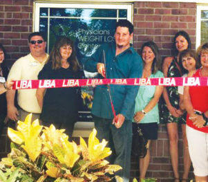 Physicians WEIGHT LOSS centers ribbon cutting