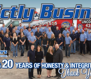 John Henry's Plumbing Heating & Air Conditioning - Cover
