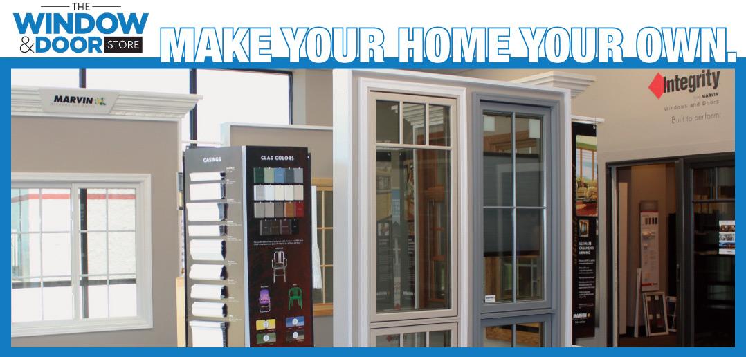 the window door store make your home your own On window and door shop