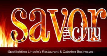 Savor the City Logo - Lincoln Chamber of Commerce