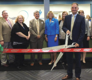 Lutheran Family Services of Nebraska-Ribbon Cutting