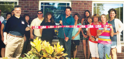 Physicians WEIGHT LOSS Centers - Ribbon Cutting Photo