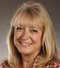 Rhonda Saunders Hospice Community Care of Nebraska - headshot