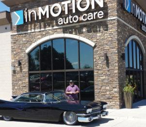 inMOTION auto care show & shine