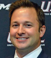 Adam Micheletti Lincoln Stars Hockey headshot