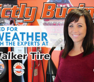 Walker Tire Quick Nick's Cover Story