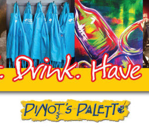 Pinot's Palette client spotlight header