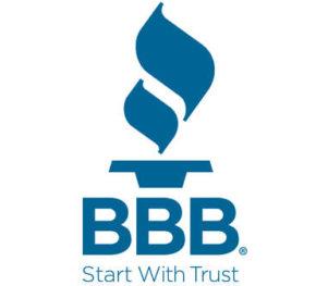 Better Business Bureau BBB Logo