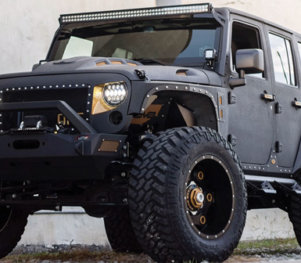 GP Customs 4x4