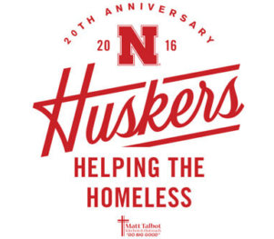 Huskers Helping the homeless-matt talbot kitchen & outreach