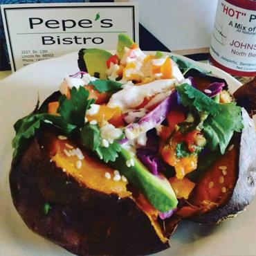 Pepe's Bistro menu item