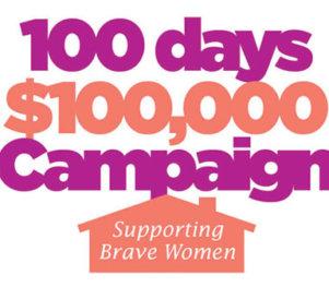 St. Monica's 100 days Campaign
