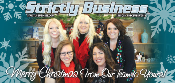 Merry Christmas from the Strictly Business Team