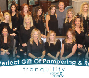 Tranquility Salon & Spa - Header