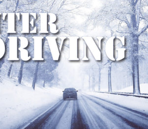 Winter Driving in Lincoln, Nebraska - Header