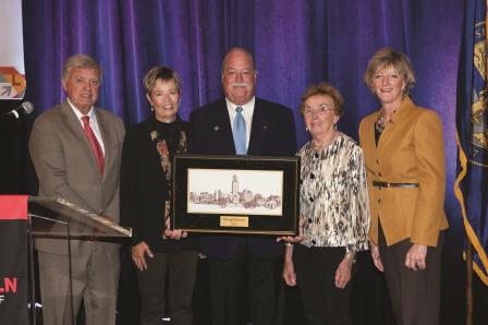 ROGER T. LARSON COMMUNITY BUILDER AWARD: Doug Emery