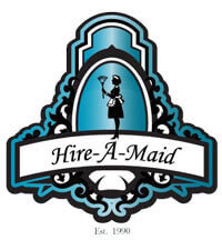 Hire a Maid - logo