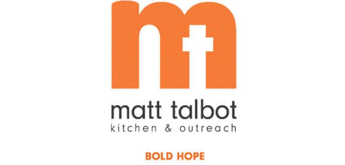 Matt Talbot - logo