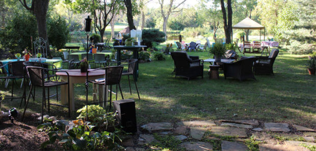 4th Annual Garden Party In Support Of The Alzheimer S