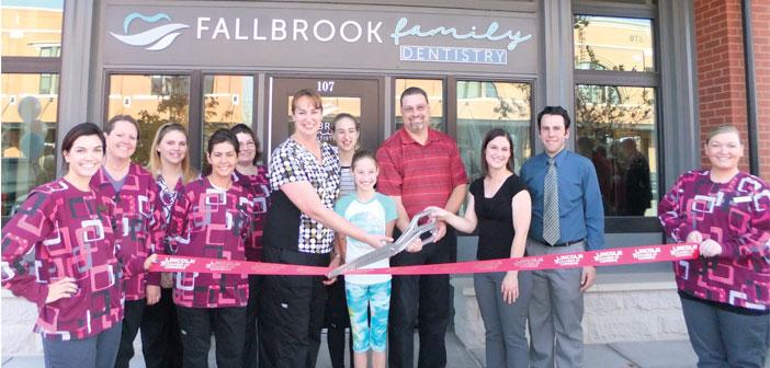 Fallbrook Family Dentistry Celebrates Grand Opening