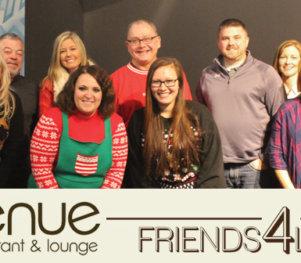 #Friends4Lunch at Venue Restaurant & Lounge