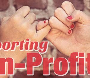 Header - Supporting Non-Profits in Lincoln, NE - 2017