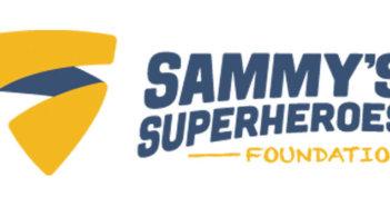 Sammy's Superheroes Foundation - logo