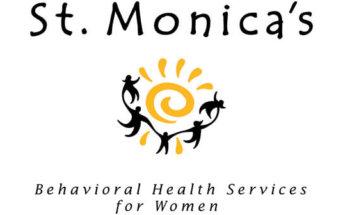St. Monica's - Logo