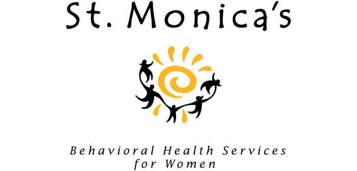 St. Monica's- Logo