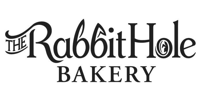 The Rabbit Hole Bakery - Logo