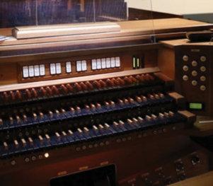 Concordia University, Nebraska - Weller Chapel and Kuhn organ