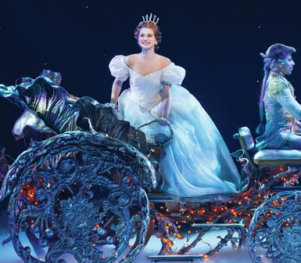 "Lied Center - Rodgers + Hammerstein's ""Cinderella"""