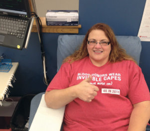Nebraska Community Blood Bank - Monthly Donor