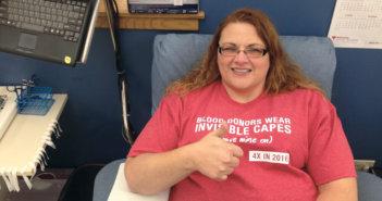 Nebraska Community Blood Bank - Monthly Donor