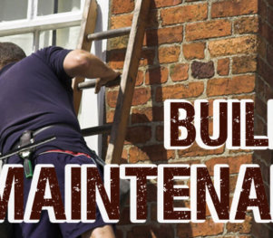 Building Maintenance in 2017 - web header