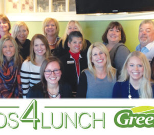 Friends4Lunch - Greenfield's - January 2017