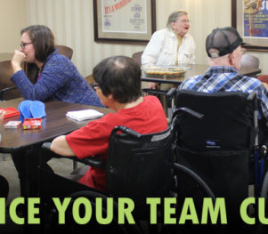 Enhance Your Team Culture Series - Lancaster Rehabilitation Center web header