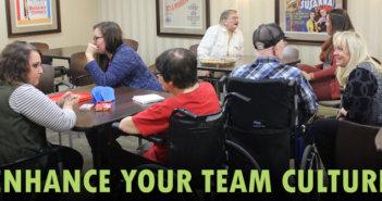 Enhance Your Team Culture Series - Lancaster Rehabilitation Center web header
