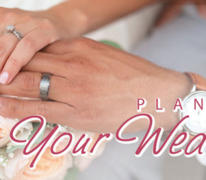 Planning Your Wedding web header