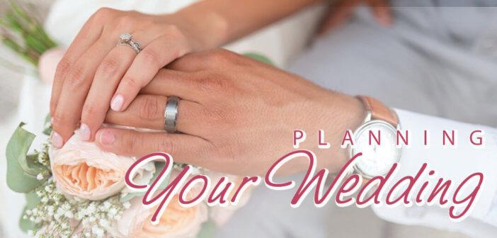 Planning Your Wedding web header