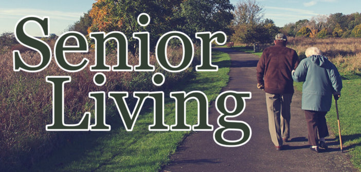 Senior Living in 2017 - web header