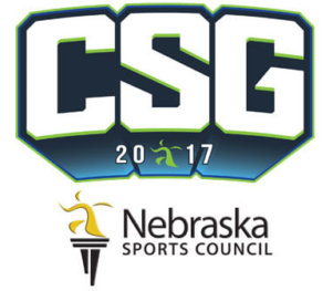 Cornhusker State Games - Nebraska Sports Council Logos