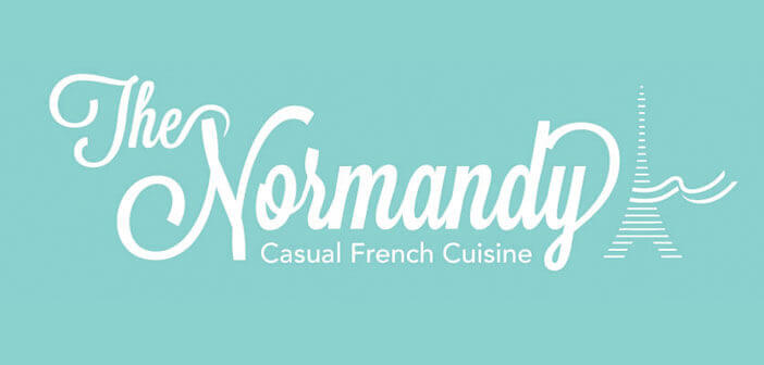 The Normandy - Logo