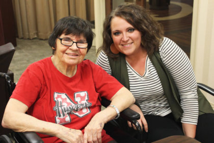 Holly and Mary - Lancaster Rehabilitation Center