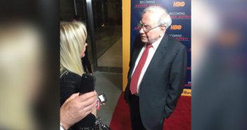 Becoming Warren Buffett Red Carpet Interview